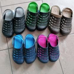 Buty piankowe Eva,dwukolorowe