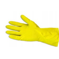 Rękawice gumowe L (5 par)